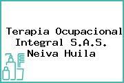 Terapia Ocupacional Integral S.A.S. Neiva Huila