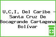 U.C.I. Del Caribe - Santa Cruz De Bocagrande Cartagena Bolívar