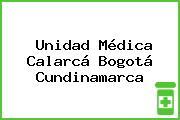 Unidad Médica Calarcá Bogotá Cundinamarca