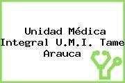 Unidad Médica Integral U.M.I. Tame Arauca