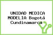 UNIDAD MEDICA MODELIA Bogotá Cundinamarca