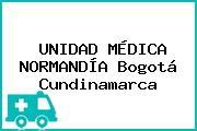 UNIDAD MÉDICA NORMANDÍA Bogotá Cundinamarca