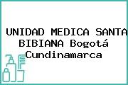 UNIDAD MEDICA SANTA BIBIANA Bogotá Cundinamarca