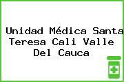 Unidad Médica Santa Teresa Cali Valle Del Cauca