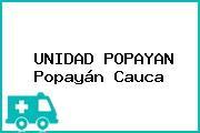 UNIDAD POPAYAN Popayán Cauca