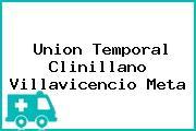 Union Temporal Clinillano Villavicencio Meta