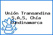 Unión Transandina S.A.S. Chía Cundinamarca