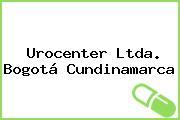 Urocenter Ltda. Bogotá Cundinamarca