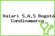 Valari S.A.S Bogotá Cundinamarca