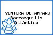 VENTURA DE AMPARO Barranquilla Atlántico