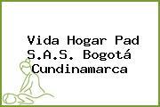 Vida Hogar Pad S.A.S. Bogotá Cundinamarca