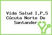 Vida Salud I.P.S Cúcuta Norte De Santander