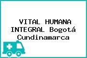 VITAL HUMANA INTEGRAL Bogotá Cundinamarca