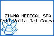 ZHANA MEDICAL SPA Cali Valle Del Cauca