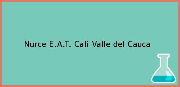Teléfono, Dirección y otros datos de contacto para Nurce E.A.T., Cali, Valle del Cauca, Colombia