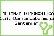 ALIANZA DIAGNOSTICA S.A. Barrancabermeja Santander