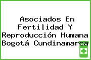 Asociados En Fertilidad Y Reproducción Humana Bogotá Cundinamarca