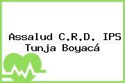 Assalud C.R.D. IPS Tunja Boyacá
