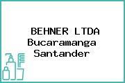 BEHNER LTDA Bucaramanga Santander