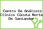 Centro De Análisis Clínico Cúcuta Norte De Santander