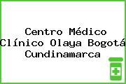 Centro Médico Clínico Olaya Bogotá Cundinamarca
