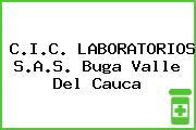 C.I.C. Laboratorios S.A.S. Buga Valle Del Cauca