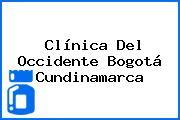 Clínica Del Occidente Bogotá Cundinamarca