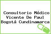 Consultorio Médico Vicente De Paul Bogotá Cundinamarca