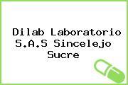 Dilab Laboratorio S.A.S Sincelejo Sucre