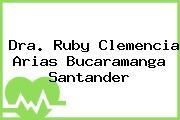 Dra. Ruby Clemencia Arias Bucaramanga Santander
