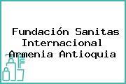 Fundación Sanitas Internacional Armenia Antioquia
