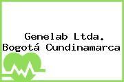 Genelab Ltda. Bogotá Cundinamarca