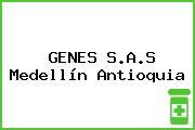 GENES S.A.S Medellín Antioquia