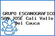 GRUPO ESCANOGRAFICO SAN JOSÉ Cali Valle Del Cauca