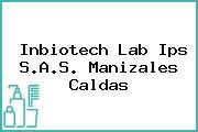 Inbiotech Lab Ips S.A.S. Manizales Caldas