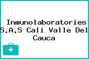 Inmunolaboratories S.A.S Cali Valle Del Cauca