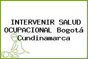 INTERVENIR SALUD OCUPACIONAL Bogotá Cundinamarca