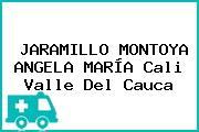JARAMILLO MONTOYA ANGELA MARÍA Cali Valle Del Cauca