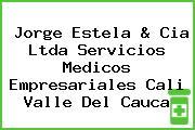 Jorge Estela & Cia Ltda Servicios Medicos Empresariales Cali Valle Del Cauca