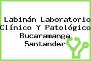 Labinán Laboratorio Clínico Y Patológico Bucaramanga Santander