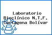 Laboratorio Bioclínico N.T.F. Cartagena Bolívar