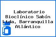 Laboratorio Bioclínico Sabín Ltda. Barranquilla Atlántico
