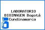 LABORATORIO BIOIMAGEN Bogotá Cundinamarca
