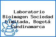 Laboratorio Bioimagen Sociedad Limitada. Bogotá Cundinamarca