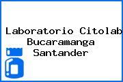 Laboratorio Citolab Bucaramanga Santander