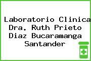 Laboratorio Clinica Dra. Ruth Prieto Diaz Bucaramanga Santander