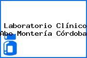 Laboratorio Clínico Abo Montería Córdoba