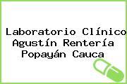 Laboratorio Clínico Agustín Rentería Popayán Cauca