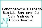 Laboratorio Clínico Biolab San Andrés San Andrés Y Providencia