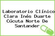 Laboratorio Clínico Clara Inés Duarte Cúcuta Norte De Santander